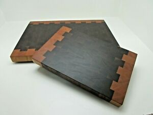 Walnut and Cherry Cutting Board Set ***Ships Free***. Cutting Board Gift Set