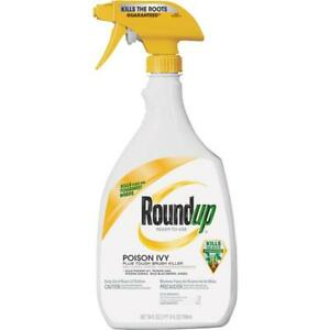 Roundup 24 Oz. Ready-To-Use Poison Oak & Ivy Killer 2 pk