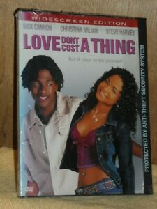 Love Dont Cost a Thing DVD 2004 Widescreen $4.99