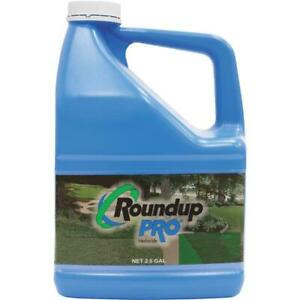 Roundup Pro 2.5 Gal. Concentrate Weed & Grass Killer 2 pk