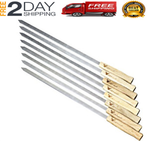 Large Stainless Steel BBQ Skewer Kebab 17