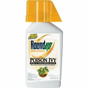 Roundup 1 Qt. Concentrate Poison Ivy Plus Tough Brush Killer 2 pk
