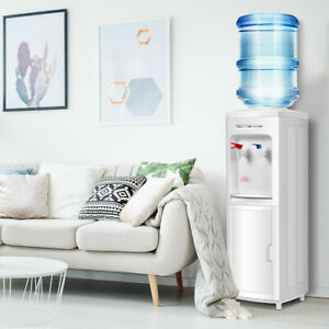 5 Gallons Home Office Machine Hot&Cold Top Loading Water Dispenser Free standing