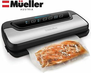 Vacuum Sealer Machine By Mueller   Automatic Vacuum Air Sealing System For Food