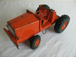 Vintage Doepke Model Toys Euclid Bottom Dump Tractor Only