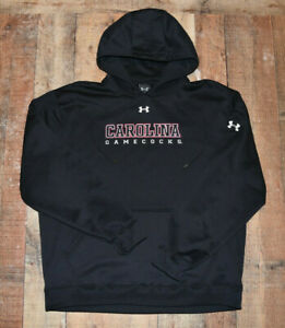 Men's South Carolina Gamecocks Under Armour Pullover Hoodie Sweatshirt XL $16.99