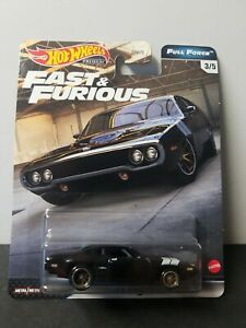 New 2020 Hot Wheels '71 Plymouth GTX Premium 3 5 Full Force GTX Fast