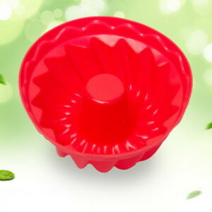 New Silicone Round Bread Mold Pan Muffin Mold Baking Tray Mould Cake