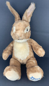 Peter Rabbit Build a Bear 20quot; Plush Bunny Easter Toy Collectible Pre Owned $13.99