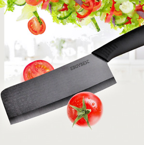 Ceramic Knives Chef Knife 6.5 inch Black Blade For Fruit Vegetable Meat cooking