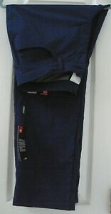 NEW TAG! UNDER ARMOUR GOLF 40X32 NAVY BLUE THIN LIGHTWEIGHT PANTS $64.99 $34.99