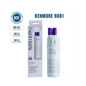 1 4 Genuine Kenmore 9081 469081 Replacement Refrigerator Water Filter by Kenmore