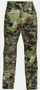 Under Armour Brow Tine Ridge Reaper Forest Camo Pants Size Large 1316744 940 $79.99