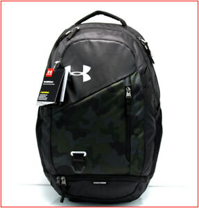 Under Armour HUSTLE STORM Laptop Backpack + Shoe Pocket X LARGE Black $60.95