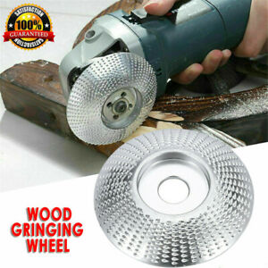 Carbide Wood Sanding Carving Shaping Disc For Angle Grinder/Grinding Wheel