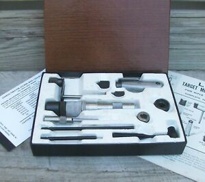 Target Model Lee Loader 222 Remington Magnum Hand Reloading Die Set zero error