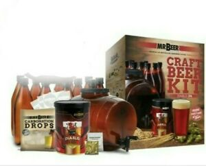 Mr. Beer Beer Making Kit Home Brewing Craft Brews Collection Imperial Diablo IPA