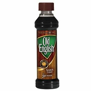 Old English 75144 Scratch Cover, Pack of 1, Browm, 8 Fl Oz Pack of 1