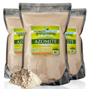 AZOMITE in Bulk - 100% Pure Azomite (10 Pounds) Rock Dust - Authorized Dealer