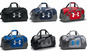 Under Armour 1300213 UA Undeniable 3.0 Medium Duffle Bag Training Athletic Gear $40.99