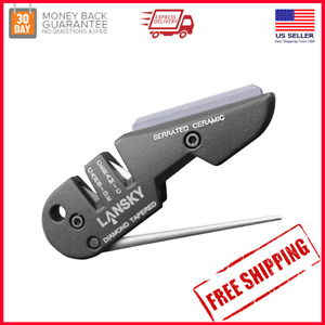 Blademedic Knife Sharpener Blade Lansky Medic Diamond Ceramic Tool Tech