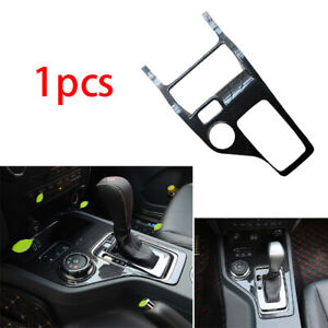 Fit for Ford Ranger 2015 2020 Carbon Fiber Middle Console Gear Shift Panel Trim $179.09