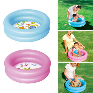 Infant Kids Inflatable Swimming Pool Outdoor Summer Backyard Water Fun Play USA