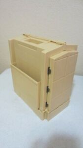 Vintage World Wide Media 1983 Thread Spool Tower Carrying Storage Sewing Case $20.99