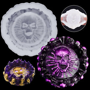 Silicone Ashtray Mold Resin Jewelery Making Mould Casting Epoxy DIY Craft Tool $11.98
