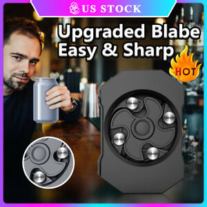 Go Swing Topless Can Opener Safety Manual Opener For Household Kitchen Bar Tool*