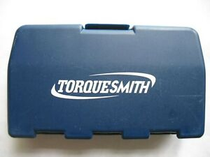 26pc TORQUESMITH Screw amp; Nut Driver Bit Holder amp; Case