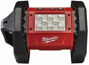 Milwaukee 2361 20 M18 8quot; Compact Octagonal Multiple Hanging LED Flood Light