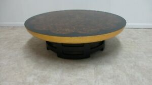 KITTINGER LOTUS COFFEE TABLE THEODORE MULLER ISABEL BARRINGER