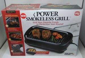 Tristar Power Smokeless Indoor Electric Grill Black
