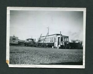 1949 Photo Studebaker Pickup amp; Street Car Custom Mobile Home Trailer Park 429172