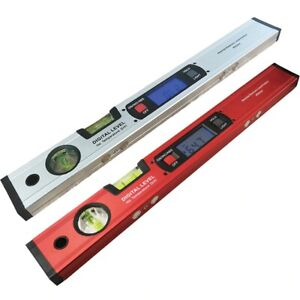 Digital Protractor Angle Finder Inclinometer Electronic Level 360 Degree Tool $31.29