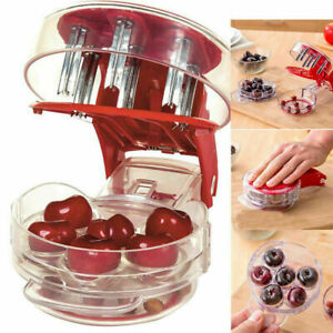 CHERRY PITTER 6 cherries