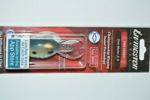 livingston lures dive master jr 8 pro series 2.3quot; 1 2oz sxee shad sexy