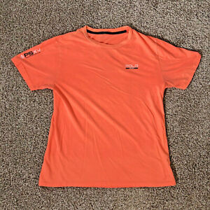 Polo Sport T Shirt PS15 PSXV Performance Orange Adult Size Small $10.00