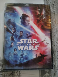 Star Wars The Rise of Skywalker DVD 2020 Brand New amp; Factory Sealed US Seller