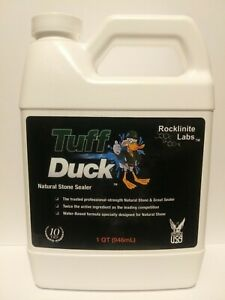 Tuff Duck Natural Stone Sealer Grout Marble 1 Quart $26.99