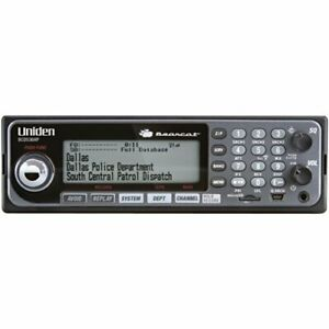BCD536HP HomePatrol Series Digital Phase 2 Base Mobile Scanner with HPDB and Wi $531.99