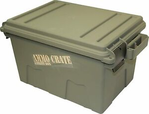 Military Ammo Crate Container Utility Caliber Bulk Hunting Storage Can Box acr7