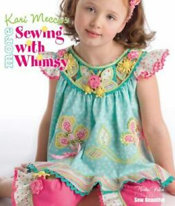 More Sewing with Whimsy by Kari Mecca $5.32