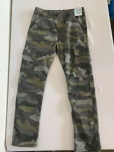 Cat Abd Jack Boys Camo Jogger Pants $16.99