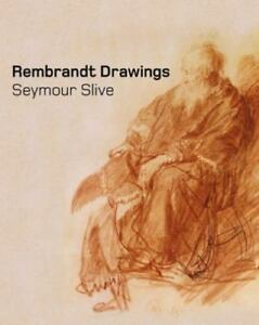 Rembrandt Drawings Hardcover Seymour Slive $11.87