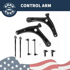 8x Front Control Arms W Ball Joints Sway Bar For Mitsubishi Lancer Outlander $91.99