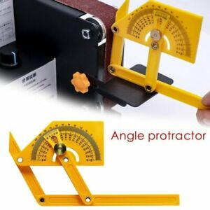 Protractor and Angle Finder Woodworking Measurement Tool Woodworking Angle Ruler $4.99