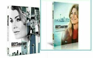 GREY#x27;S ANATOMY COMPLETE SEASONS 14 amp; 15 DVD SET  Brand New amp; Sealed