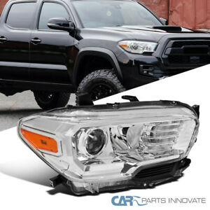 For 16 19 Toyota Tacoma Right Side Projector Headlight Passenger Side Head Lamp $96.79